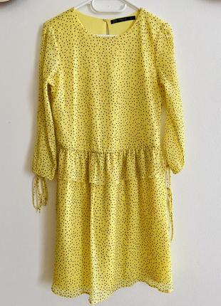 Zara платье 38р-р