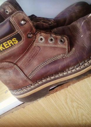 Грубиянские ботинки dockers брендовые сша оригинал