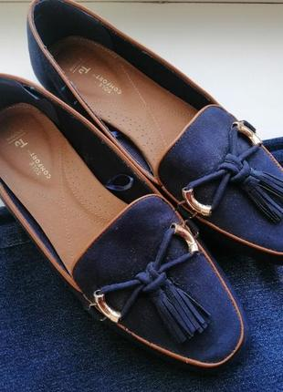 Продам туфли лофферы