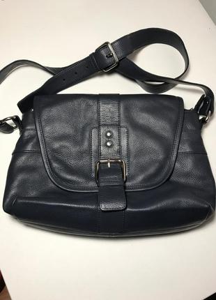 Новая кожаная сумка hotter