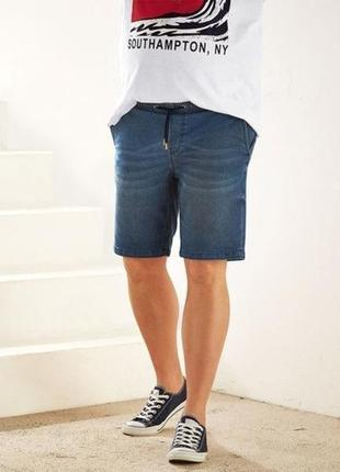 Шорты мужские джинсовые большого размера 64 livergy германия