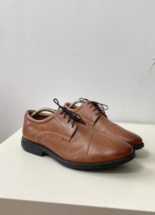 Мужские туфли nunn bush kore leather shoes