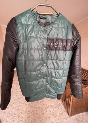 Курточка весенне-осенняя1 фото