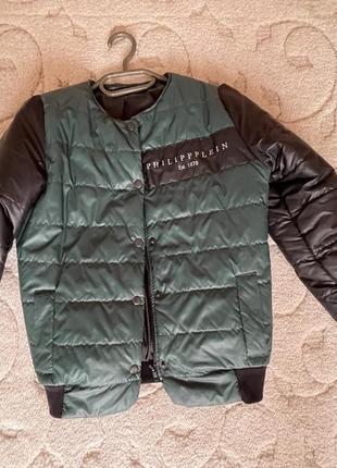 Курточка весенне-осенняя4 фото