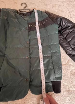Курточка весенне-осенняя6 фото