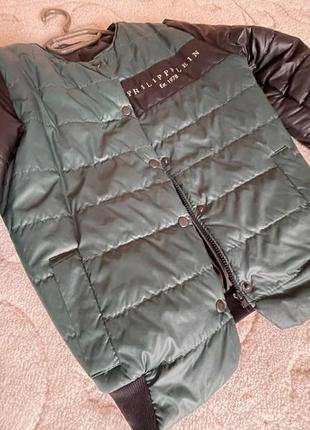 Курточка весенне-осенняя5 фото