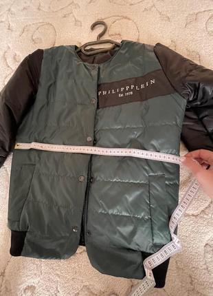 Курточка весенне-осенняя7 фото