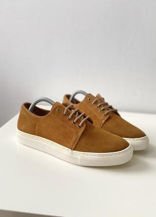 Мужские туфли son castellanisimos suede shoes