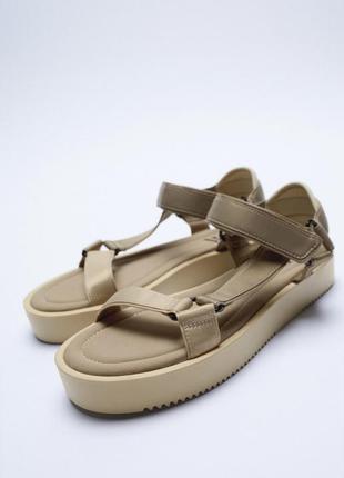 🌸 стильные сандали от zara 🌸