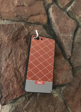 Силиконовый чехол remax на iphone 7 plus/ 8 plus