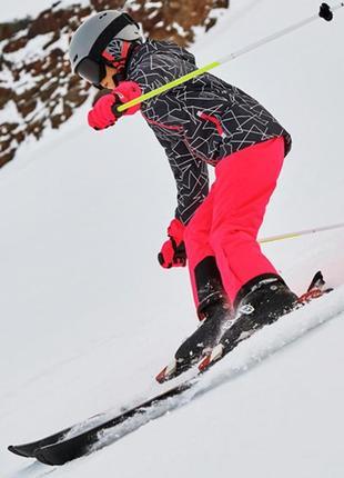 Зимний лыжный комплект раздельный комбинезон для девочки lego wear р.104-110 lenne reima columbia
