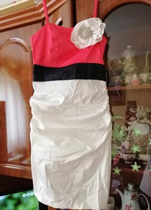 Нарядное, выпускное, коктельное платье xs-s