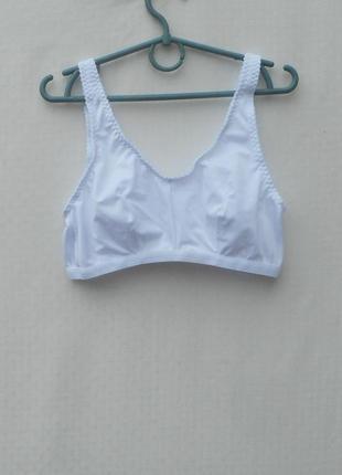 Белый мягкий сексуальный эротический бюстгальтер топ best shape ever