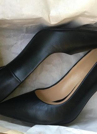 Кожаные туфли wladna