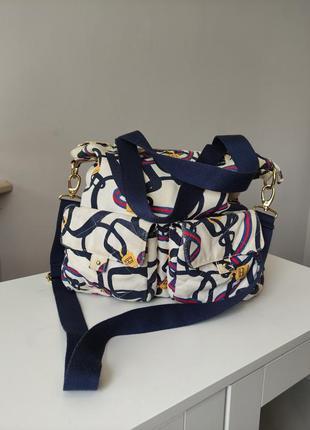 Tommy hilfiger сумка большая сумка велика хобо