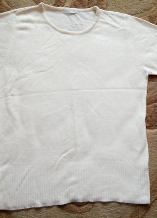 Теплая футболка matalan как свитр