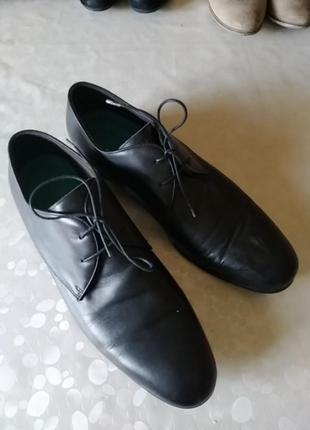 Класичні туфлі чоловічі risch dino