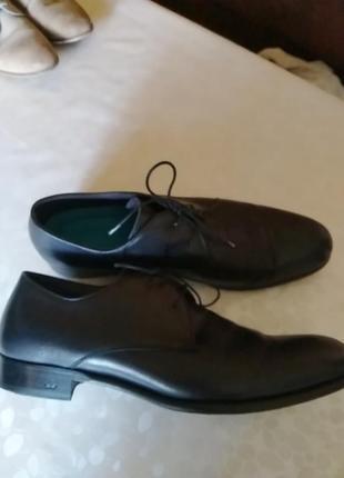 Класичні туфлі чоловічі risch dino3 фото