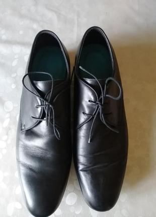 Класичні туфлі чоловічі risch dino5 фото