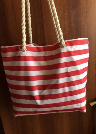 Пляжная сумка , сумка для пляжа , сумка на пляж