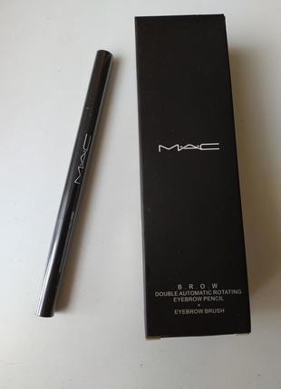 Карандаш для бровей b.r.o.w double automatic rotating eyebrow pencil