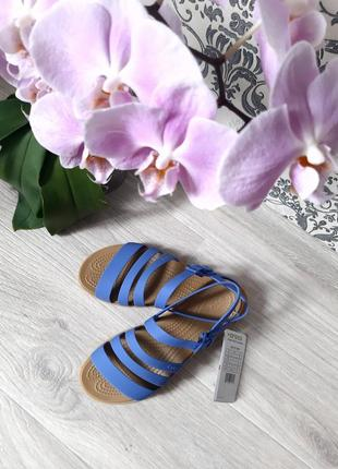 Сандалии crocs tulum sandal