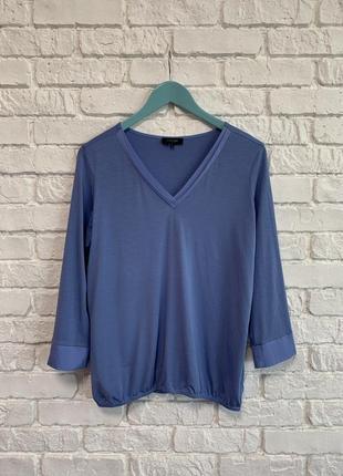 Базовая блуза, шикарный лавандовый цвет!