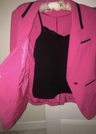 Стильный пиджак + топ