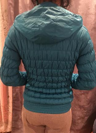 Осенняя куртка-курточка junker