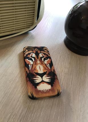 Чехол lions для iphone 5/5s/se
