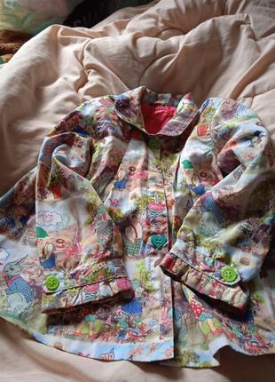 Куртка  на 2 роки , ріст 92 см
