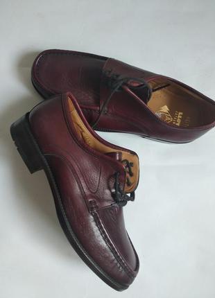 Мужские туфли lloyd оригинал размер 40.5