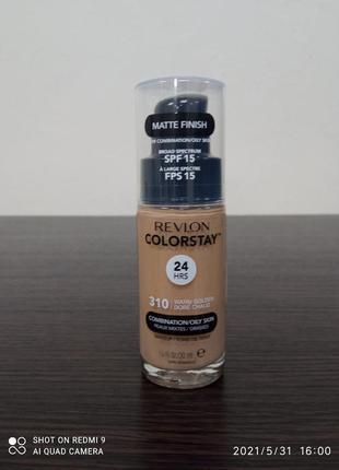 Жидкий тональный крем revlon 310