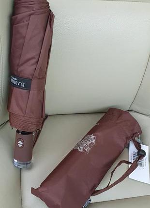 Жіноча парасоля,  автомат,  9 спиць з вітрозахистом