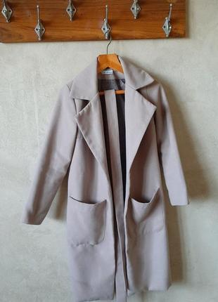 Пальто на підкладці🧥