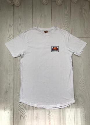 Чоловіча білосніжна футболка ellesse