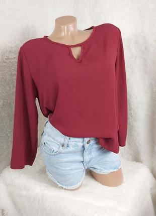 Базовая блуза майка футболка кофта