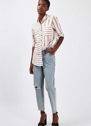 Крутая,стильная,новая рубашка р.34,хс