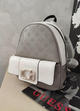 Сумка рюкзак guess emilia гесс оригинал новая коллекция