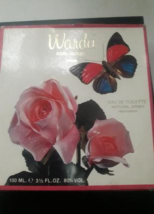 Warda karl antony винтажные