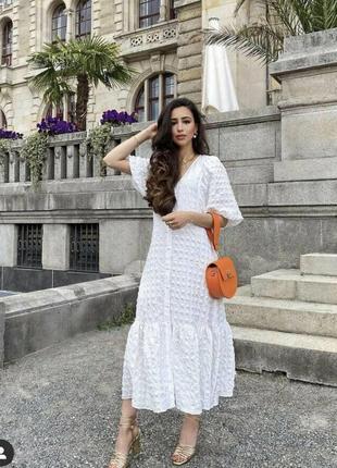 Волшебное платье zara