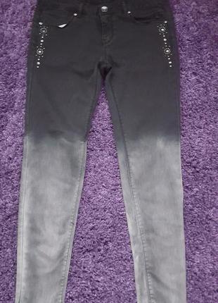 Круті сірі джинси sisley