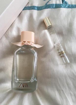Парфюмированная вода zara nude bouquet set2 фото