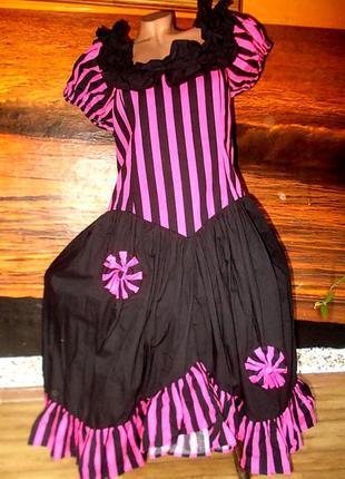 Платье для танцев или маскарада 50-52 размера