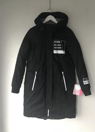 Пуховик куртка парка cropp