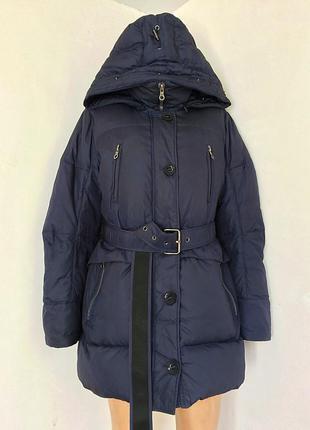 Куртка парка удлиненная поховик 48 размер.
