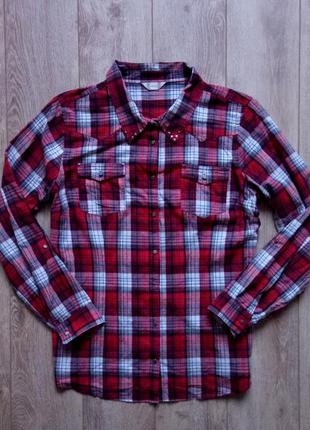 Крута рубашка authentic denim