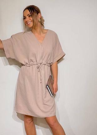 Женское свободное платье ( летняя новинка)