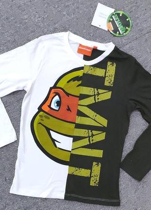 Реглан кофта футболка с рукавом