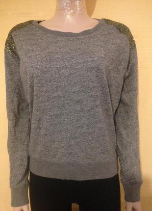 #нарядный джемпер#джемпер с пайетками#джемпер#пуловер#свитшот#свитер#